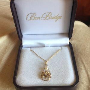 Jewelry - Brand new Ben Bridge necklace!